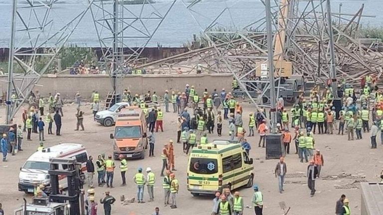 الحصاد: الحكم بإعدام المسماري في قضية الواحات.. ومصرع 5 في انهيار برج كهرباء