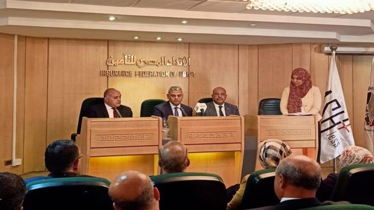 الاتحاد المصري: الفجوة التأمينية وصلت إلى 2.8 مليار دولار