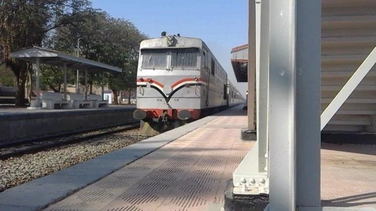 محاكمة 8 عمال تأديبيا بعد تحرك قطار شبين القناطر دون سائق