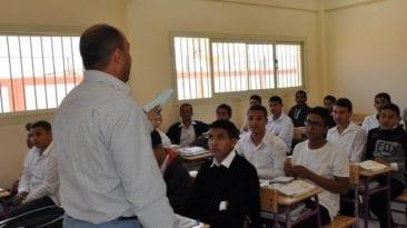 وفاة أحد معلمي اللغة العربية في الدقهلية أثناء شرح الدرس