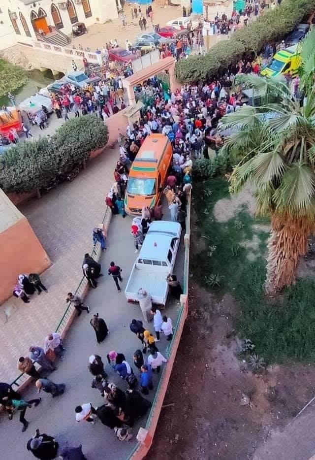 الصحة: إغلاق مدرسة بعد اختناق 108 طالبات بمحافظة الدقهلية