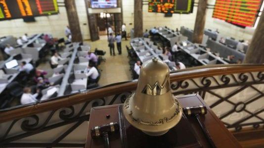 استمرار تراجع البورصة في الجلسة الثالثة: رأس المال يخسر 4.1 مليارات جنيه