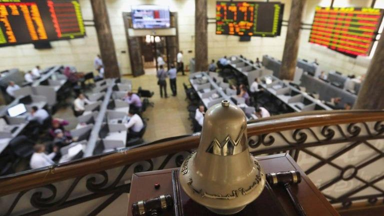 تراجع البورصة في جلسة نهاية الأسبوع: رأس المال يخسر 1.1 مليار جنيه