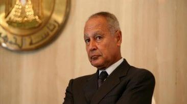 أحمد أبو الغيط يتحدث عن القضية الفلسطينية