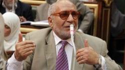 الإفراج عن المستشار محمود الخضيري بعد انتهاء مدة عقوبته