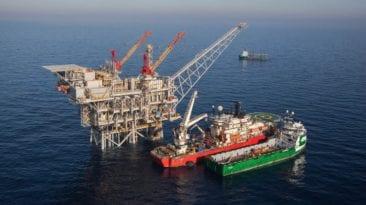 تصدير الغاز من إسرائيل لمصر