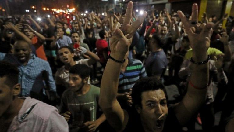 إخلاء سبيل 188 شخصا متهمين في أحداث تظاهرات سبتمبر