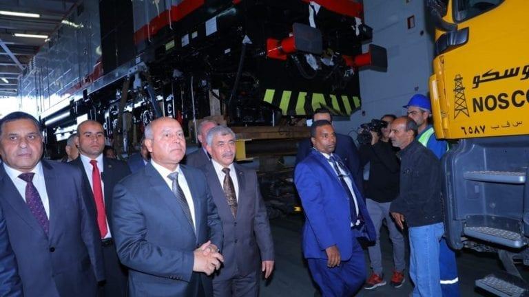 كامل الوزير يتحدث عن تطوير السكك الحديدية