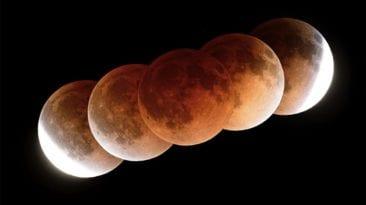تعرف على الظواهر الفلكية في 2020: كسوف للشمس وخسوفات للقمر