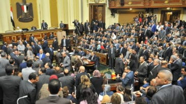البرلمان يوافق مبدئيا على تعديلات قانون التصالح في مخالفات البناء