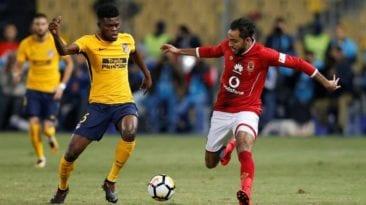 اتحاد الكرة يعلن شرطه لقيد كهربا في الأهلي
