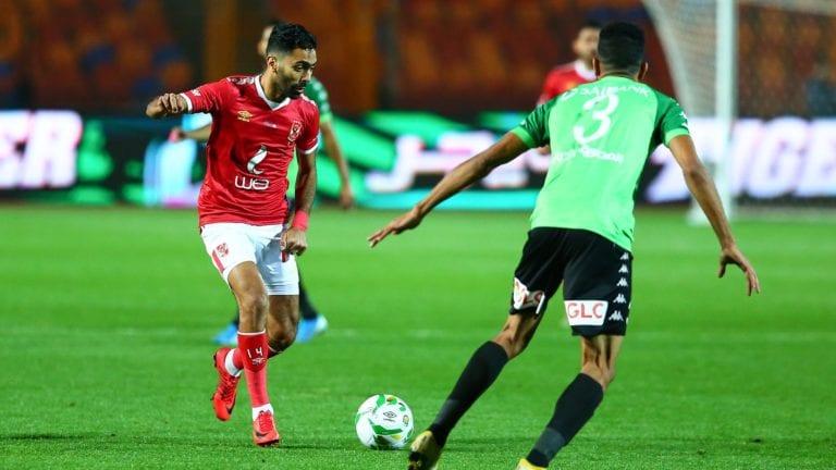 الأهلي يتأهل لدور الـ16 من كأس مصر بالفوز على بني سويف