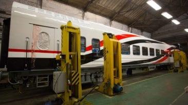 توقيع اتفاقية توريد 1300 عربة سكة حديد بـ22 مليار جنيه