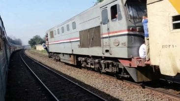 الحصاد: مصرع وإصابة 11 إثر اصطدام قطار بسيارة في ميت غمر.. ووفاة طفلة بسبب الإنفلونزا