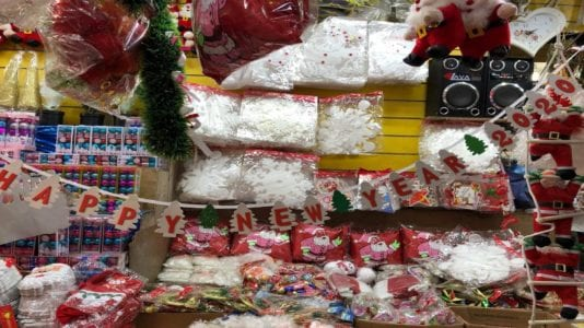 تراجع مبيعات مستلزمات الكريسماس بنسبة 30% رغم انخفاض الأسعار