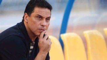 حسام البدري يتحدث عن الدوري المصري