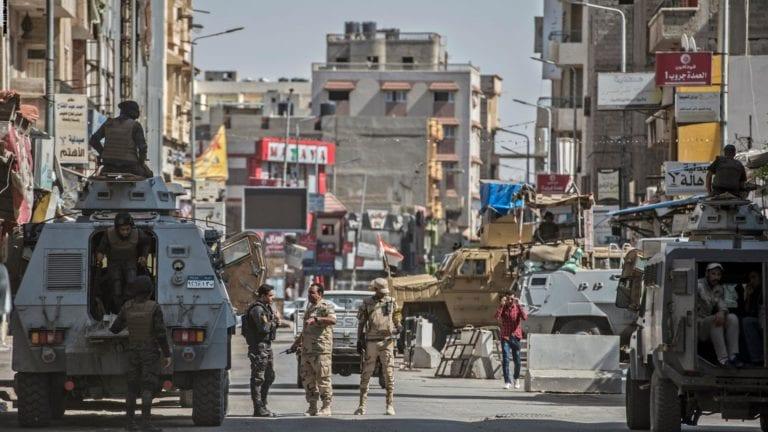 الحصاد: مقتل 3 أشخاص بشمال سيناء.. واختناق 11 طالبة في الوادي الجديد