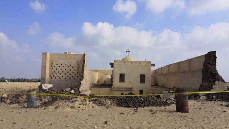 الحصاد: إخلاء سبيل 188 في تظاهرات سبتمبر.. ووفاة 3 نتيحة انهيار حائط كنيسة أثرية