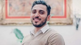 """إخلاء سبيل حازم غنيم في قضية """"تظاهرات 20 سبتمبر"""""""