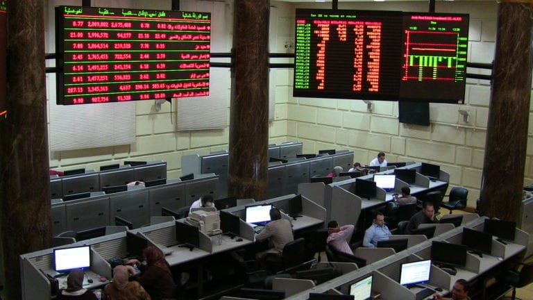 تراجع البورصة في جلسة بداية الأسبوع: رأس المال يخسر 4 مليارات جنيه