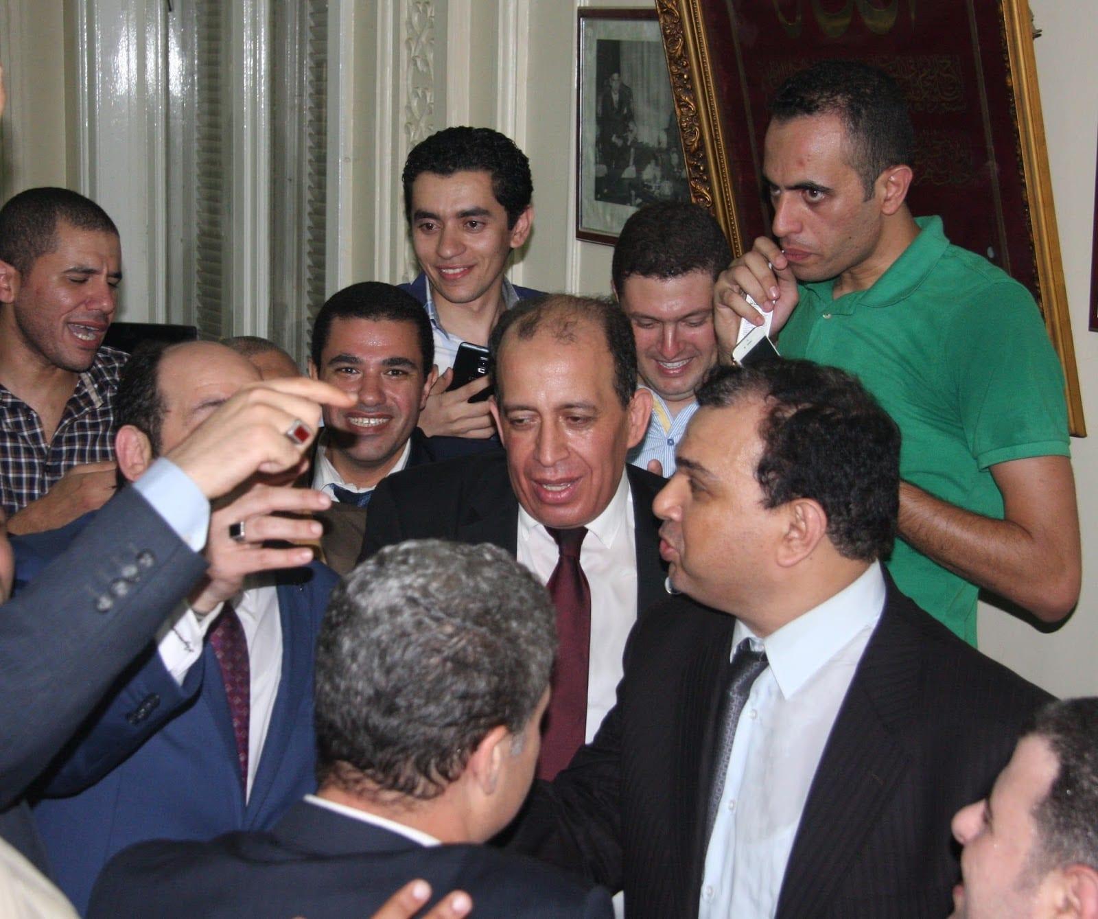 المستشار محمد عبد المحسن