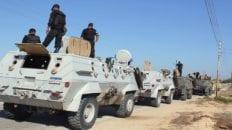 الداخلية: مقتل 3 أشخاص بشمال سيناء في تبادل لإطلاق النار