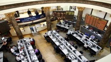 البورصة في أولى جلسات الأسبوع: رأس المال يخسر 1.8 مليار جنيه