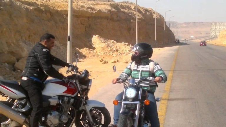 إطلاق خدمة خرائط جوجل للموتوسيكل في مصر: 9 مميزات