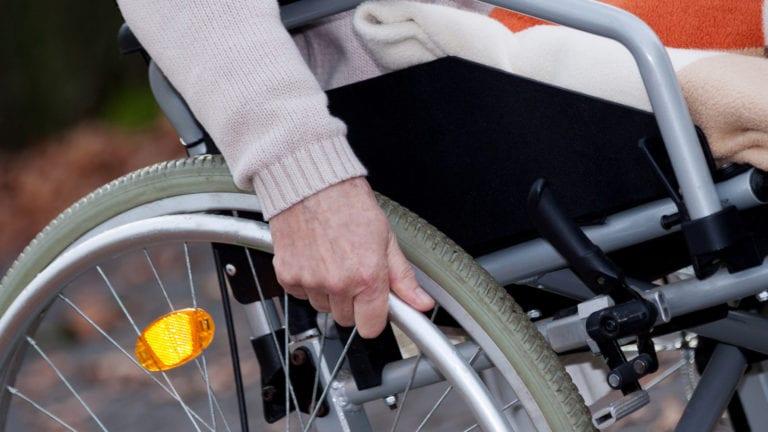 64.4%من ذوي الإعاقات لم يلتحقوا بالتعليم