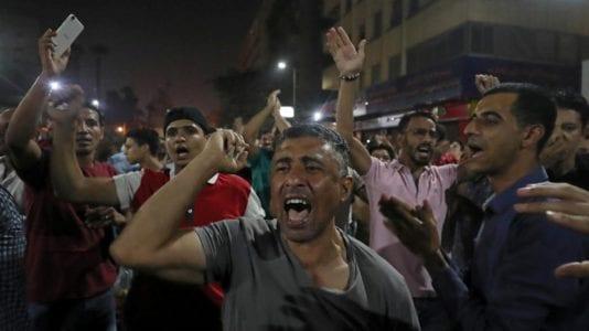 إخلاء سبيل 107 متهمين في تظاهرات سبتمبر