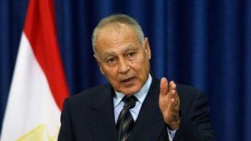 أبو الغيط يعلق على دعوات التظاهر يوم 25 يناير