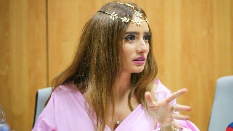 الفنانة زينة تتحدث عن أحمد عز