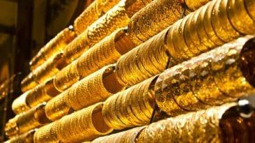 ارتفاع أسعار الذهب اليوم السبت