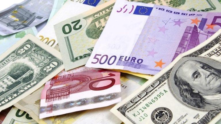 انخفاض أسعار العملات العربية والأجنبية