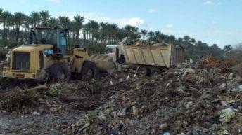 تحويل مركز إدكو إلى مقالب قمامة: بيان عاجل (صور)