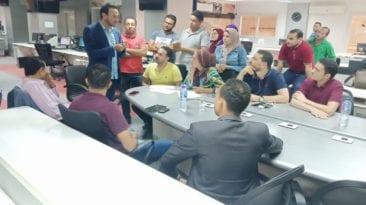 بيان من نقابة الصحفيين بشأن جريدة التحرير