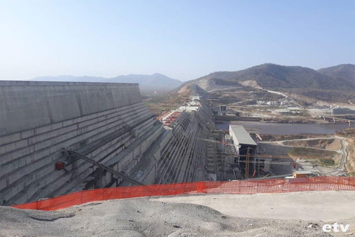 إثيوبيا تفاجئ مصر بصور حديثة عن سد النهضة (فيديو)