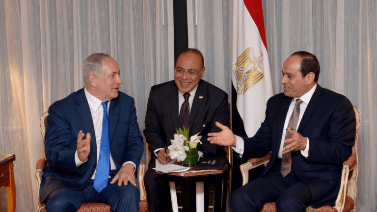 نتنياهو: ضخ الغاز الطبيعي لمصر حوّل إسرائيل إلى دولة عظمى