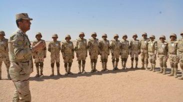 قبول دفعة جديدة من المتطوعين بالقوات المسلحة.. تفاصيل