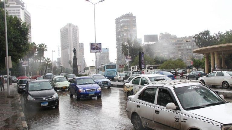 توقعات حالة الطقس في مصر خلال يومين