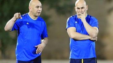 استقالة حسام وإبراهيم حسن من تدريب سموحة.. ورسالة من فرج عامر