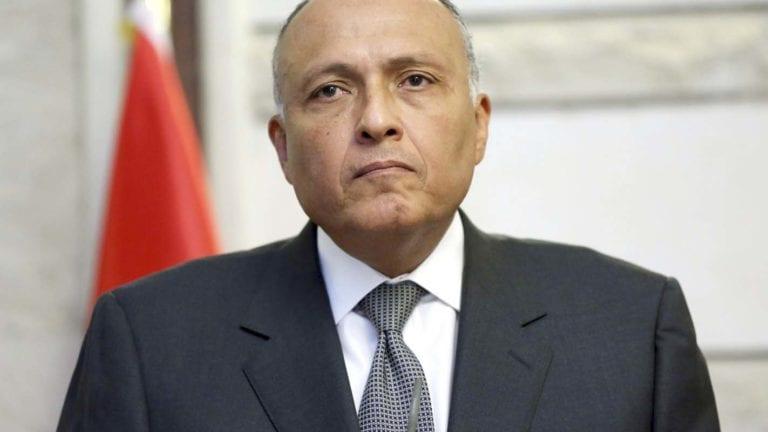 شكري: النقاط الـ6 لا تمثل اتفاقا في مفاوضات سد النهضة ونتفاءل بحذر