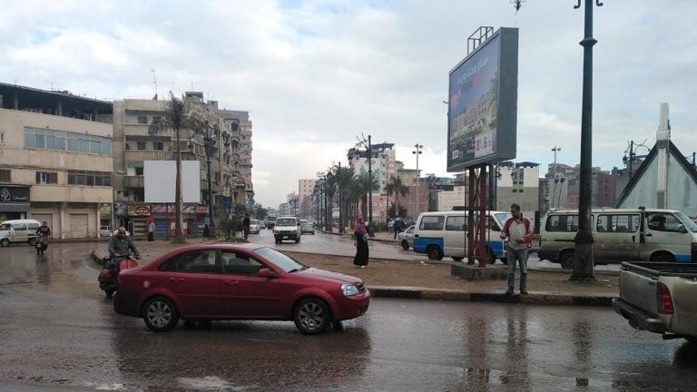 غيوم وأمطار في طقس اليومين المقبلين