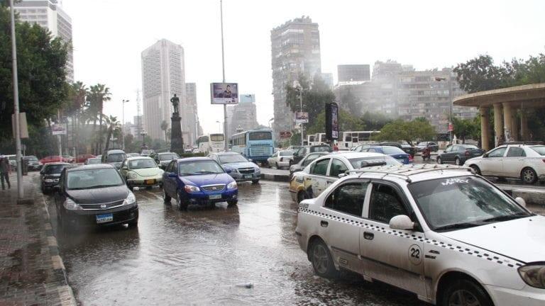 الطقس السيئ في المحافظات