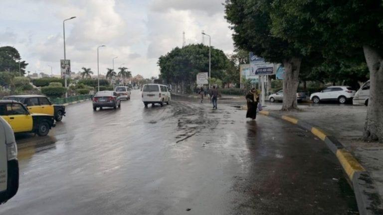 الأرصاد: استمرار موجة الطقس السيئ ليومين مقبلين