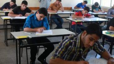"""""""التعليم"""" تحدد موعد امتحانات الثانوية العامة.. تعرف"""