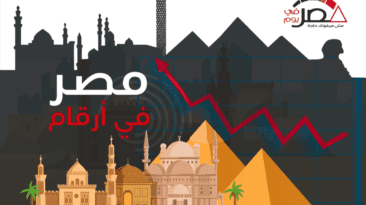 مجلة مصر في أرقام، العدد السابع عشر – مصر في يوم