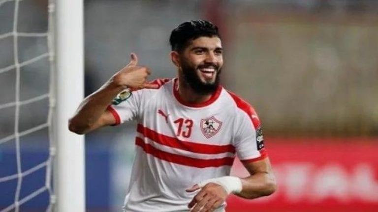 #فرجاني_ساسي_خط_أحمر.. جماهير الزمالك تدافع عن اللاعب التونسي