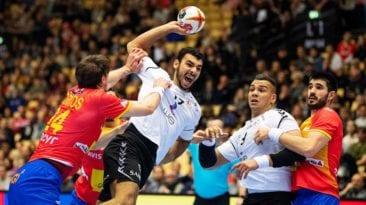 مصر تفوز بكأس الأمم الإفريقية لكرة اليد وتتأهل لأولمبياد طوكيو