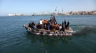 حقيقة العثور على البحارة المفقودين في البحر الأحمر
